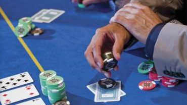 agen perjudian poker