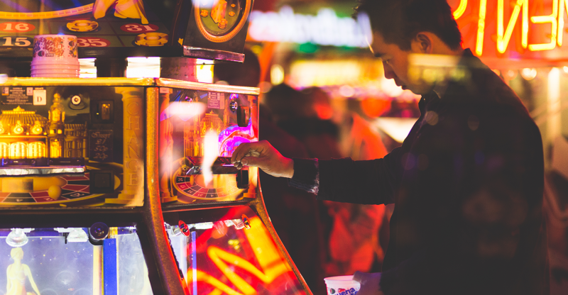 i gambling definition